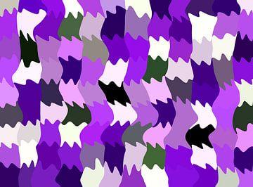 Shakin'  Purples van Caroline Lichthart
