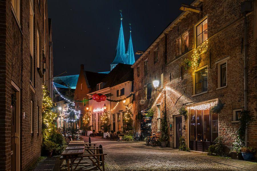 Deventer, Roggestraat van Martin Podt