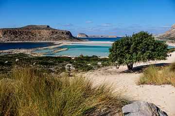 Balos Beach, Kap Tigani, Gramvousa von Emel Malms