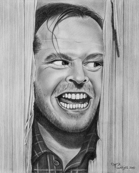 Jack Nicholson van Tamara Witjes