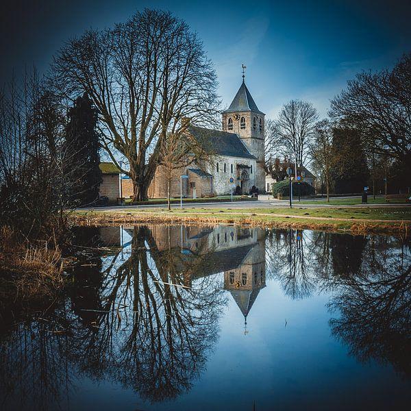 Oude Kerk Oosterbeek van Michiel van Druten