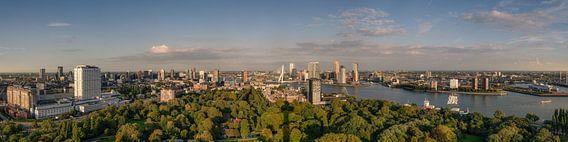 Panorama van Rotterdam