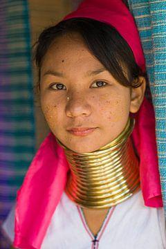Padaung-Frau, Thailand