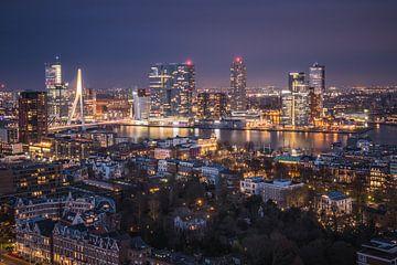 Kop van Zuid Rotterdam van AdV Photography