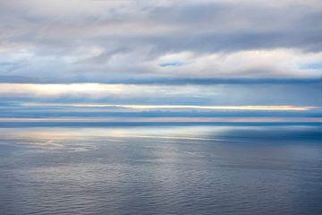water en lucht van Hanneke Luit