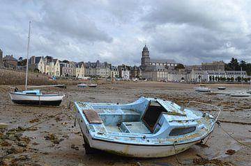 Bretagne, Frankreich, St. Malo von Bernard van Zwol