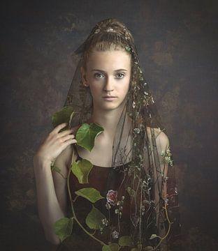 All the leaves are green van Anja van Ast