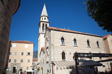 Budva - Sint Ivan kerk van t.ART