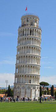 De scheve toren van Pisa van Marcel Schouten