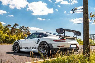 Porsche 911 GT2 RS MR van Bas Fransen