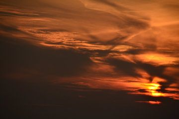 Artistic Sunset sur Marcel van Duinen