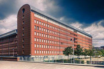 Paleis van Justitie, 's-Hertogenbosch, Nederland van Marcel Bakker