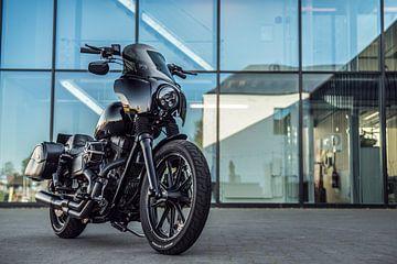 Harley Davidson van Bas Fransen