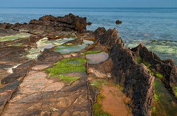 Küste der schottischen Insel Arran - 2 von Adelheid Smitt