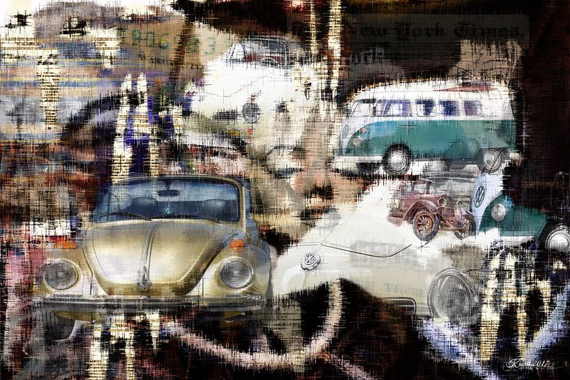 Automobile von Dirk Kiwitt