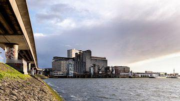 Maassilo Rotterdam von Prachtig Rotterdam