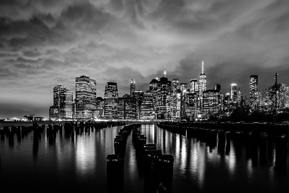 Skyline, Manhattan, New York City
