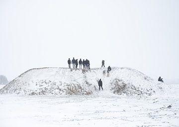 Winterplezier van Wouter Bos