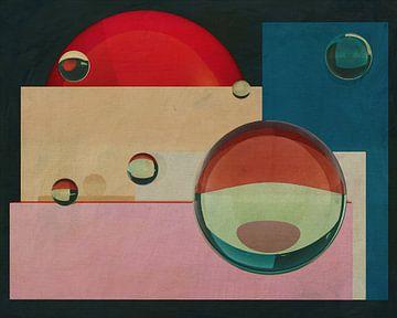 Constructivisme schilderij nummer 21