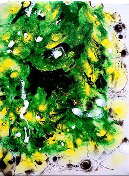 Deep Green van Margaret Manzano