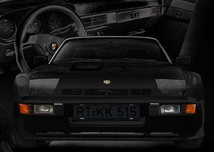 Porsche 924 Carerra GTS (Typ 937) in black