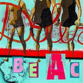 BEACH von Gabi Hampe