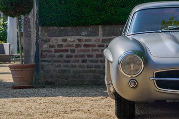 Mercedes-Benz 300SL Flügeltürer 1954 Sportwagen von Sjoerd van der Wal