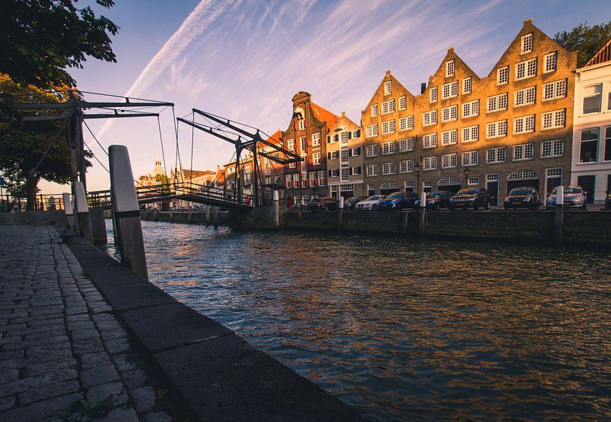 Oud Dordrecht van Sander Monster