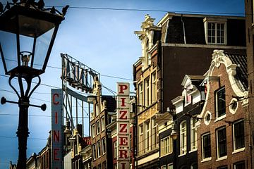 Amsterdam van Brandon Lee Bouwman