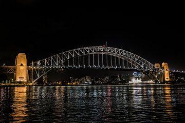 De Sydney Harbour Bridge van Ivo de Rooij