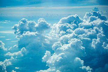 Blauwe Wolken van Charles Poorter