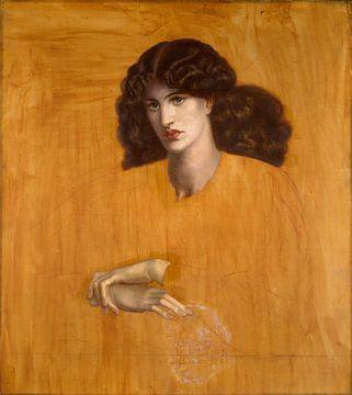 Dante Gabriel Rossetti. The Lady of Pity