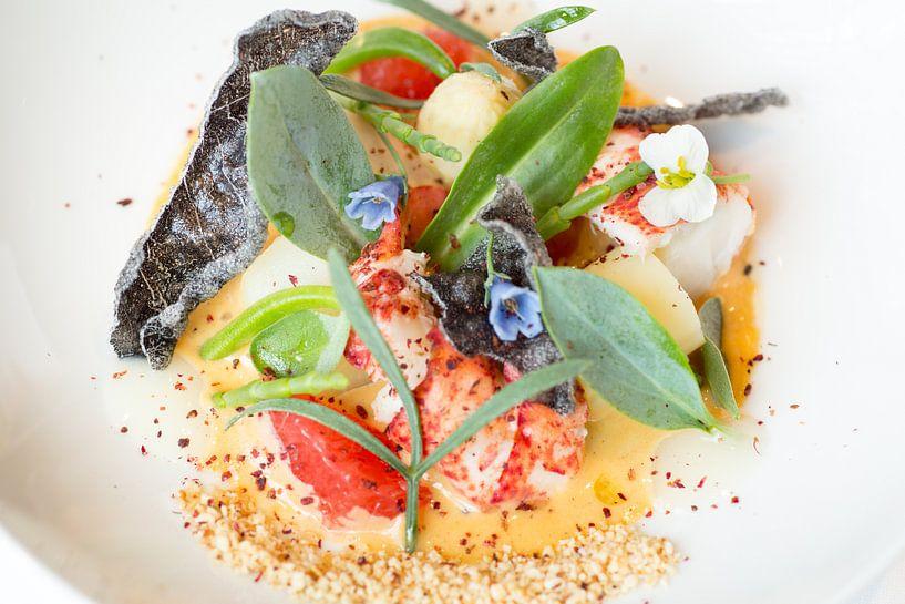 Canner kreeft | Restaurant Calla's van Casper van Dort
