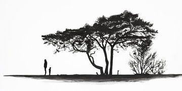 At Close Distance | Vater und Sohn von Henriëtte Mosselman