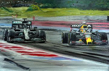 Großer Preis der Formel 1 von Frankreich von Paul Smit