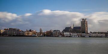 Dordrecht rivierzicht 6 van John Ouwens