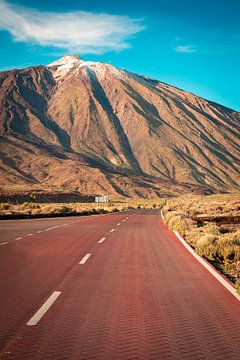 Vulkaan Teide van Martin Wasilewski