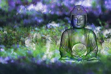 Meditation von Dagmar Marina