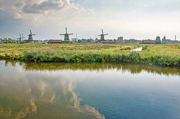 Zanischer Skyline von Frans Blok