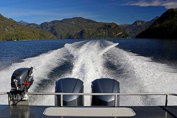 speedboot canada van eddy Peelman