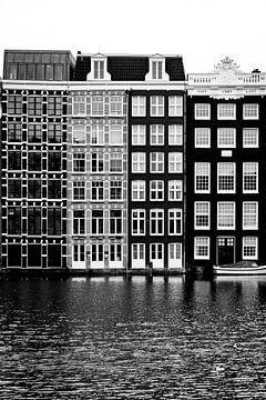 Damrak Amsterdam von Linsey Aandewiel-Marijnen