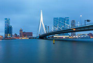 Erasmusbrug Rotterdam von Pieter Geevers