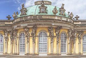Berlijn, Potsdam Slot Sanssouci, misschien wel de meest wonderbaarlijke tuinen  van Duitsland van Jeroen Somers