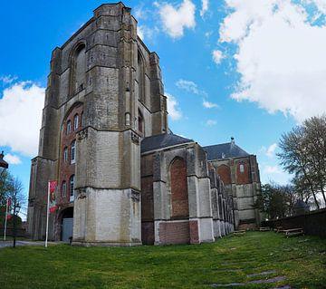 Grote Kerk, Veere van Atelier Liesjes