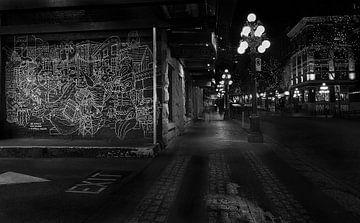 Gasstadt Vancouver, Kanada von Mohiuddin Ahmed