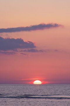 Sunset von Angela Dölling
