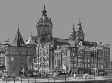 Schreierstoren Amsterdam von Peter Bartelings Photography