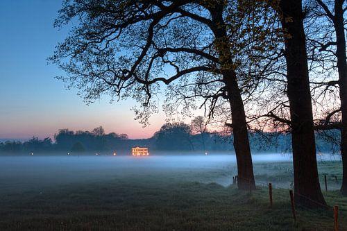 Het Laer in de Mist van Frenk Volt
