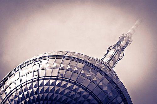 Fernsehturm - Berlin von Maarten De Wispelaere