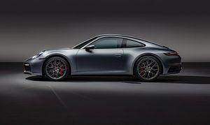 Porsche 911 Carrera 4S, voiture de sport.